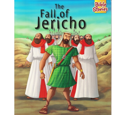 Bible stories Fall of Jericho (B.Jain)