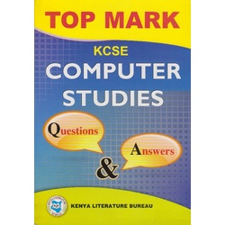 Topmark KCSE Computer Studies Questions & Answers