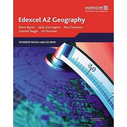 Edexcel A2 Geography with CD