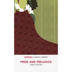 Vintage Classics: Pride and Prejudice