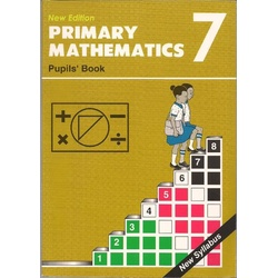 Primary Mathematics Std 7