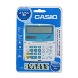 SL-100 Casio Calculator