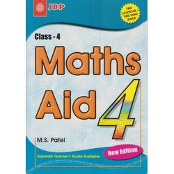 Maths Aid Std. 4-New edition 2014