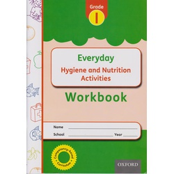 OUP Everyday Hygiene & Nutrition Grade 1 Workbook