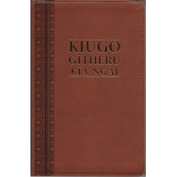 Kiugo Githeru kia Ngai Kikuyu Bible (T.Index)