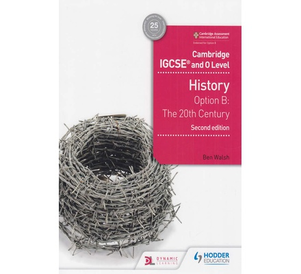 Cambridge IGCSE & O Level History New Ed.
