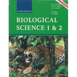 Biological Science 1 and 2 3rd Edition