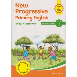 OUP New Progressive Primary English Act Gd1 (Appr)
