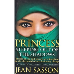Princess: Stepping out of the Shadows (Small)