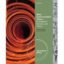 Mass Communication Theory 6th Edition