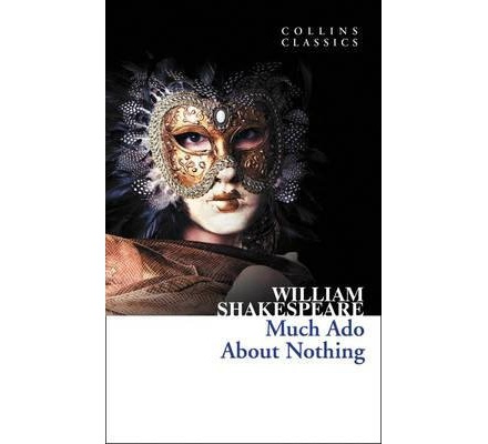 a romantic comedy in much ado about nothing by william shakespeare