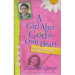 Girl after God's own Heart Devotional