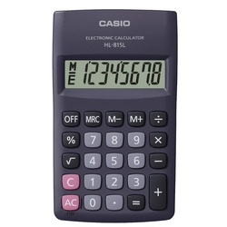 HL-820LV-BK-W Casio Calculator