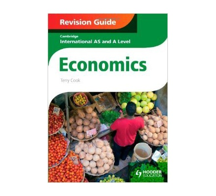 Economics Revision Guide: Cambridge, International As & a Level