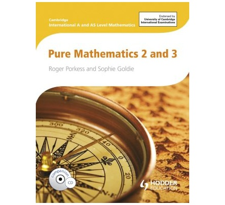 Cambridge Pure Mathematics 2 and 3 (AS and A level) | Books, Stationery,  Computers, Laptops and more  Buy online and get free delivery on orders  above
