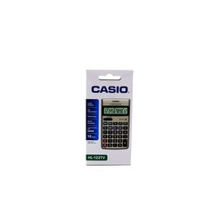 HL-122L/122TV Casio Calculator