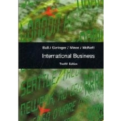 International Business 12th Edition McGraw Hill
