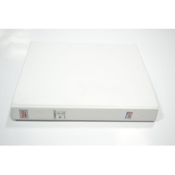 HLTZ 2 Ring binder White 5364070