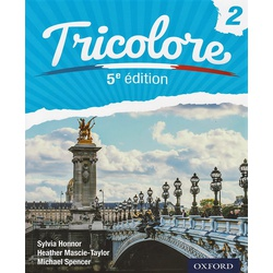Tricolore 2 5ED (Oxford)