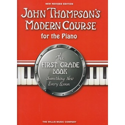John Thompson's Modern Course for the Piano First Grade (1)