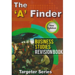 The A Finder Business Studies Revision Book