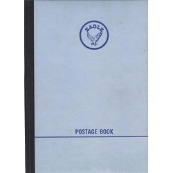 Postage Book 2 Quire