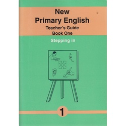 New Primary English 1 Teachers' guide
