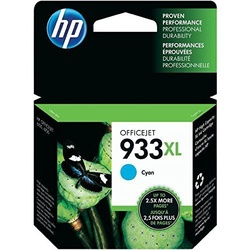 HP Ink Cartridge 933XL Cyan