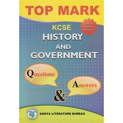 Topmark KCSE History Questions & Answers
