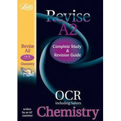 Revise A2 OCR Chemistry Complete Study (Letts A2 Success)