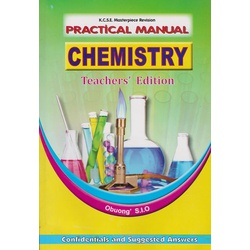 KCSE Masterpiece Revision Practical Chemistry Trs