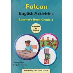 Phoenix Falcon English Activities grade 2(Approved