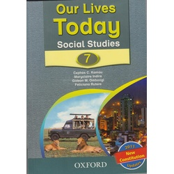 Our Lives Today Social Studies 7