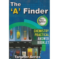 """A"" Finder Chemistry Practical Answer booklet"