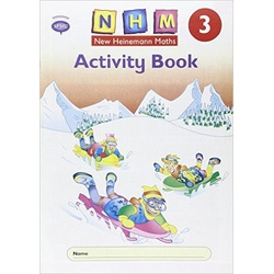 NHM Activity Book 3 (Pack)