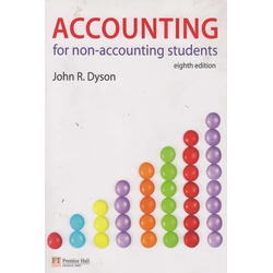 Accounting for Non-Accounting Students 8ED