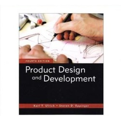 Product Design and Development 4th Edition