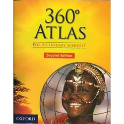 Oxford 360 Atlas for Secondary Schools