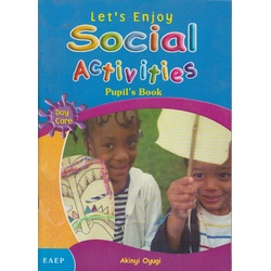 Let's Enjoy Social Activities Day Care