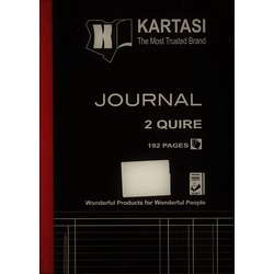 Journal Book A4 2 Quire