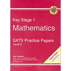 Key Stage 1 Maths SATS Practice Papers