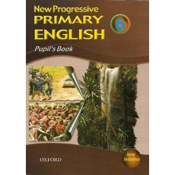 New Progressive Primary English 6