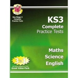 Key Stage 3 Complete SATS Practice Papers