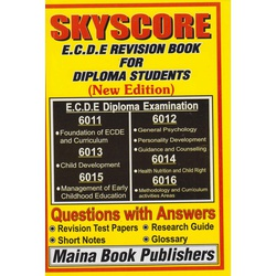 Skyscore ECDE Revision Book for Certificate Student