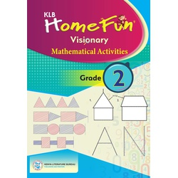 KLB: Home Fun Visionary Mathematical Activities Grade 2