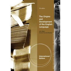 The Origins and Development of the English Language, International Edition