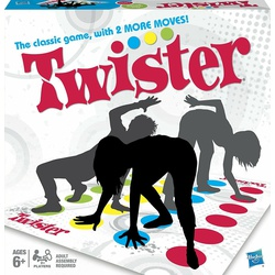 Hasbro Gaming Twister (English) 98831
