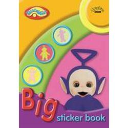 """Teletubbies"" Big Sticker Book"