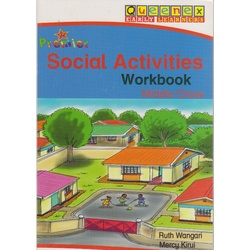 Premier Social Activities workbook- Middle class