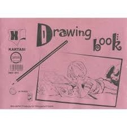 Drawing Book A4 Ref:051